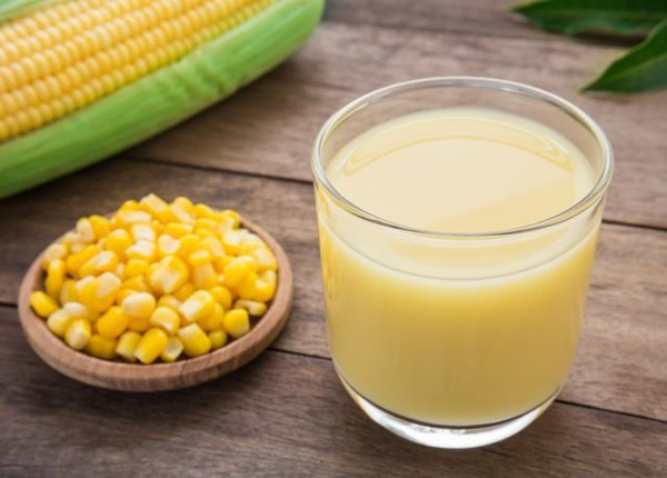 Nồi nấu sữa bắp (sữa ngô)