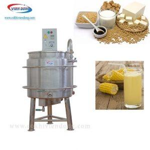 Vệ sinh và bảo quản nồi nấu sữa công nghiệp