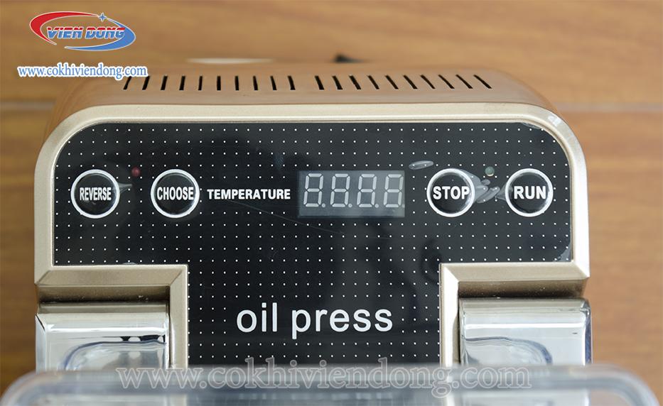 máy ép dầu lạc gia đình giá bao nhiêu