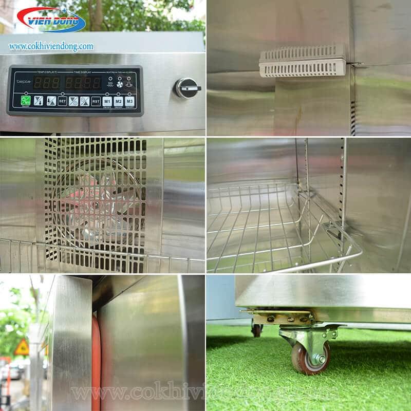 máy sấy bát công nghiệp
