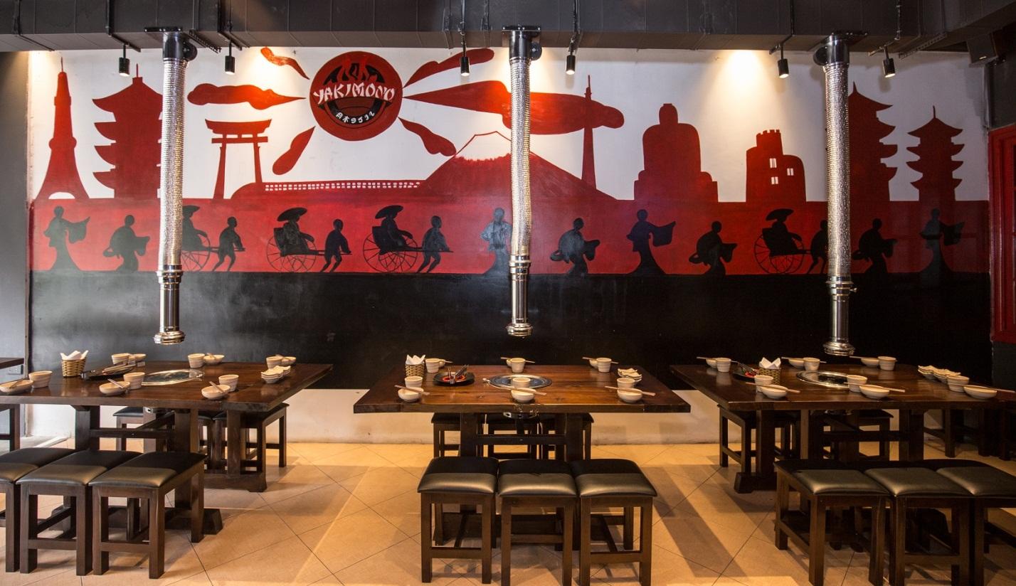 nhà hàng đồ nướng Nhật
