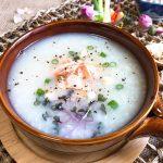 Cháo cá hồi cho bé – Xu hướng kinh doanh cháo dinh dưỡng thành công
