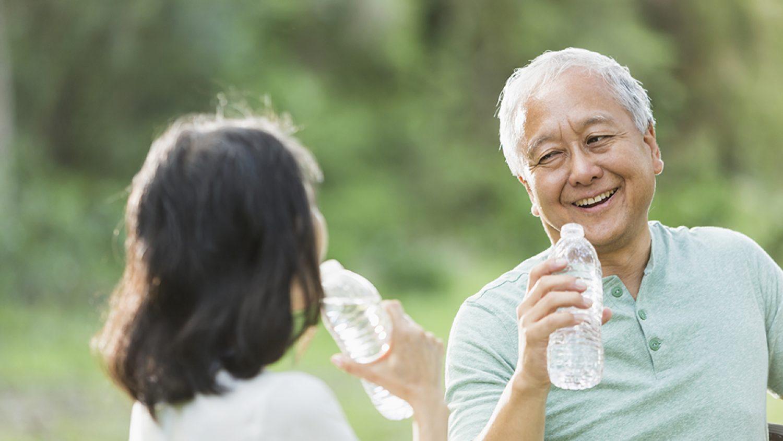 nước uống dinh dưỡng