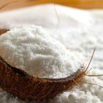 bã cơm dừa dùng làm gì