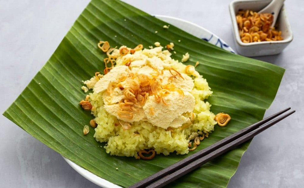 Món xôi truyền thống Việt Nam