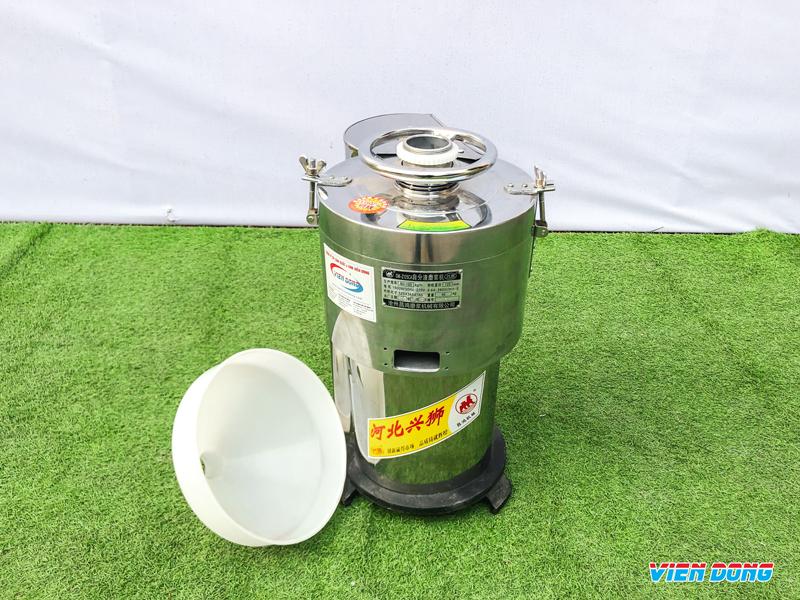 Chi tiết các loại máy xay đậu nành inox HP