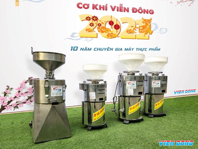 Top 3 loại máy xay đậu nành Inox