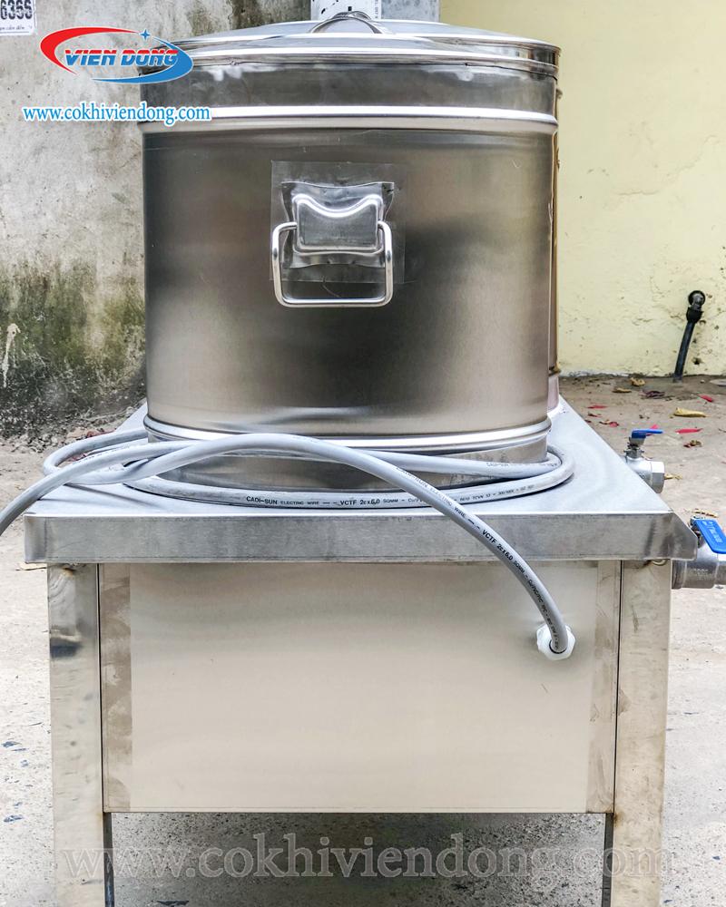 Ưu điểm nổi bật của nồi nấu hủ tiếu bằng điện 25L - 60L